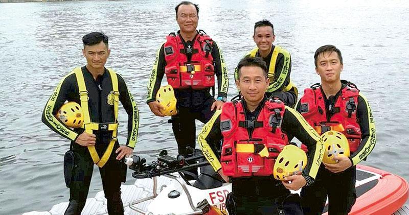 政府公布授勳名單  399人近10年最多  山竹怒海救人  10人獲英勇勳章