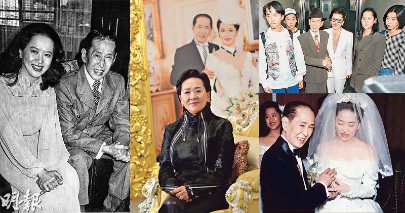 傳患肺癌 5月低調入院醫治 祥嫂洪金梅離世 享年73歲