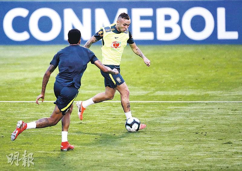 巴西決賽強勢襲秘魯 拒絕輕敵 慎防敵鋒古里路反擊