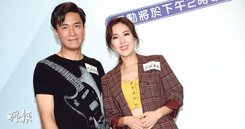 網民建議馬國明 「最好的已在你身邊」 唐詩詠:約我啦