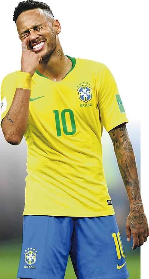 尼馬遭巴西隊PSG摒棄  國家隊內重要性減  球會高層允離隊