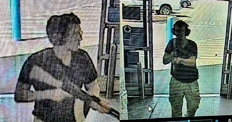 美國24小時兩宗槍擊案  30死 反擊「拉美裔入侵」  得州白人亂槍掃超市