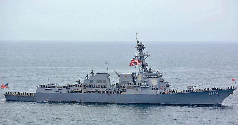 中國再拒美艦到訪 專家:經濟摩擦影響軍事互信 美驅逐艦闖南海島礁 年內第5次