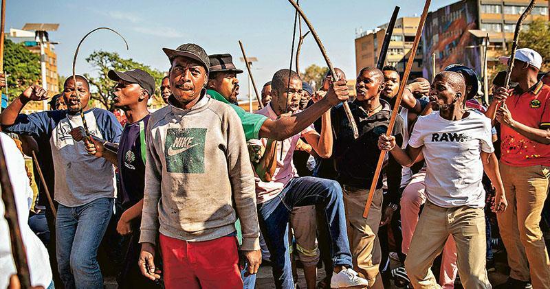 南非排外暴力騷亂惹杯葛潮 針對外國商店破壞搶掠 總統矢言打擊
