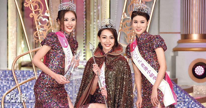王菲雙料亞軍 古佩玲奪季 黄嘉雯大熱摘港姐后冠