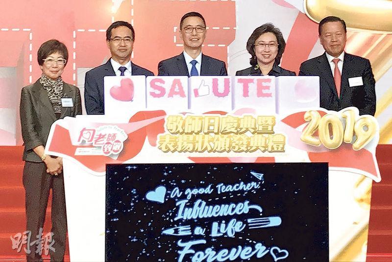 楊潤雄:暫無學校欺凌報告 回應監師會建議 「信教師專業」