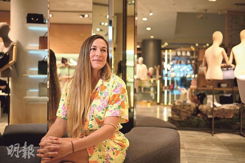 專訪英倫鞋履品牌型女主帥 華麗高跟鞋 強勢回歸