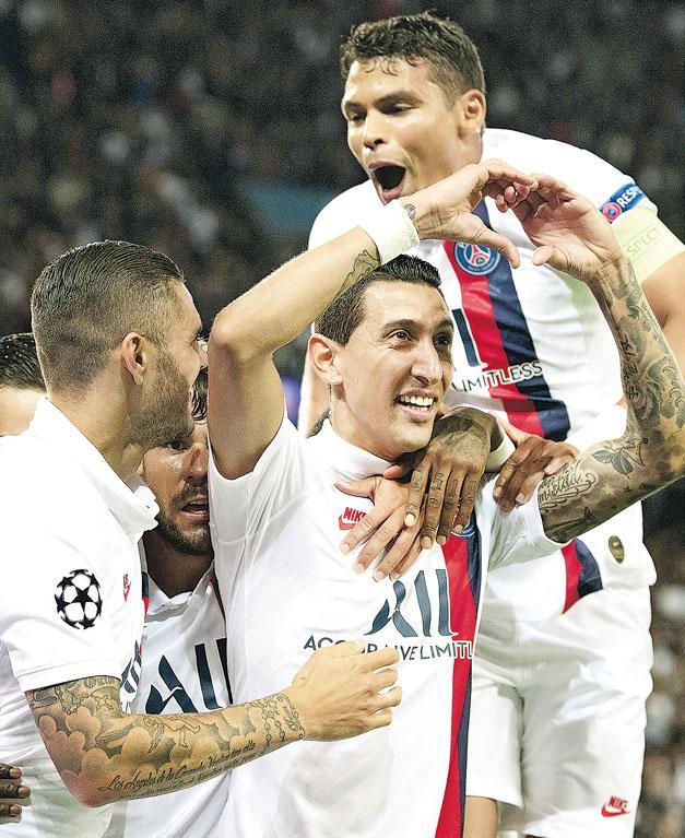 「天使」倒戈梅開二度  PSG大勝皇馬  杜曹稱或贏在尼馬等缺陣  銀河艦隊破天荒零中框