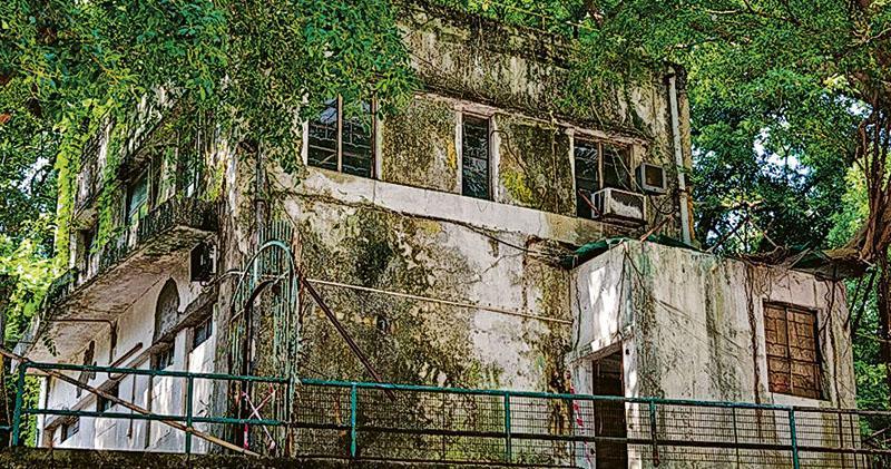 落成80載未評級  舊女童院建築恐拆卸  業主申改安老  環團促古蹟辦速評