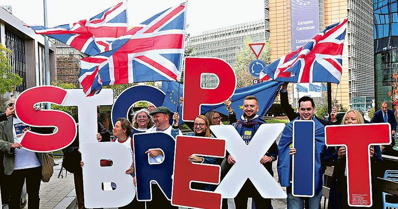 脫歐協議達成 容克:不准再延期 北愛政黨未收貨 明日國會難過關