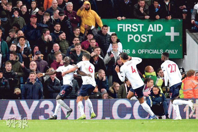 利物浦曼城絕地反勝 文尼基爾獲加傳射居功 同贏2:1