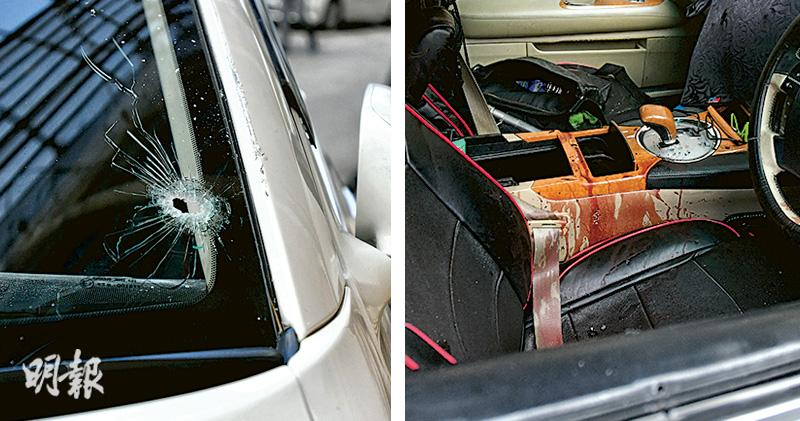 警截兩疑人 遇反抗轟3槍 一人中彈傷 警:開槍合法合理