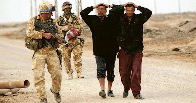 英軍涉戰爭罪行  政府軍方被指隱瞞