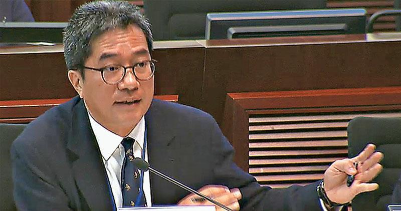 黃偉綸:土地共享補地價 年半限期可酌情