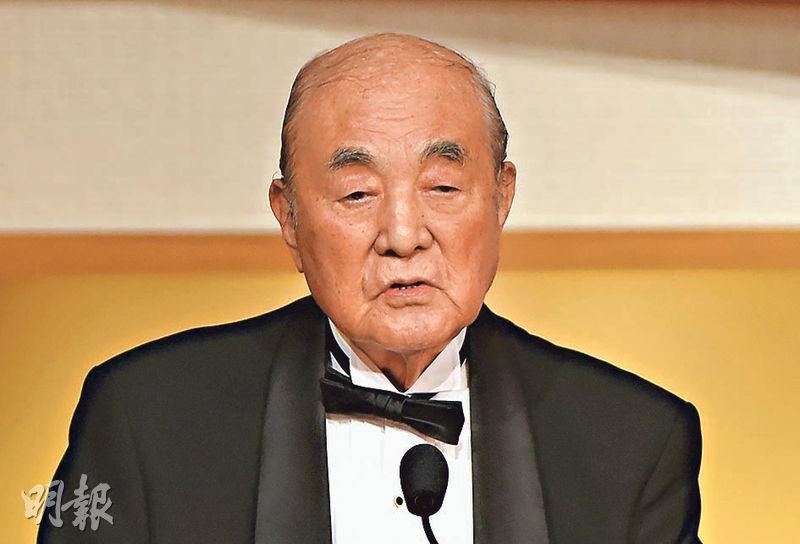 日本前首相逝世 中曾根康弘享年101