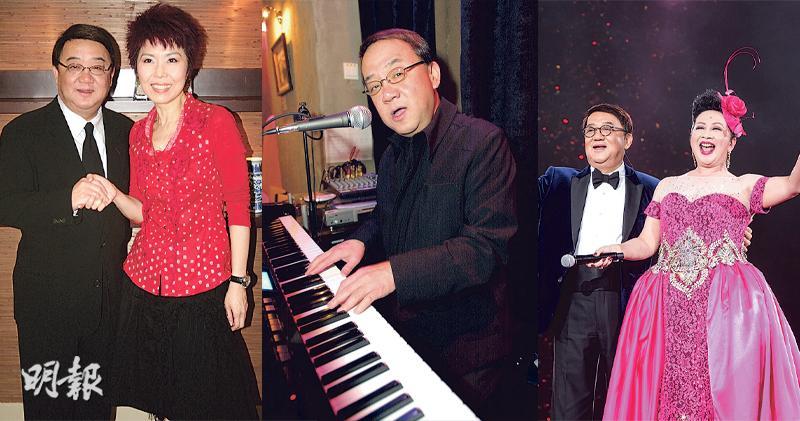薛家燕通宵留院 唱《心肝寶貝》哭伴好友 黎小田病逝享年73歲