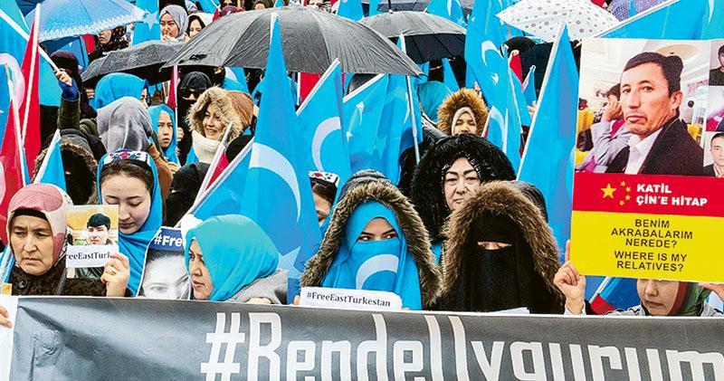 美眾院過維吾爾法案 北京:代價會來 新疆書記被點名制裁 8機構聲明斥干涉內政