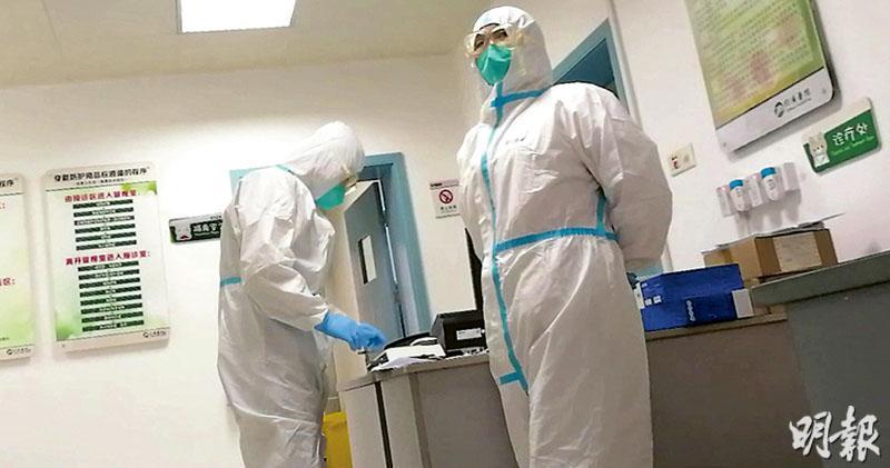 武漢肺炎增至59宗  港監測個案翻倍至16  仁安未通報疑患者  被批增傳播風險