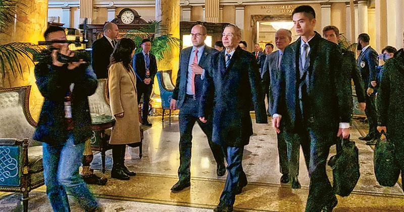 今簽協議  美撤華匯率操縱國認定  路透:未來兩年中國購1.5萬億美商品服務