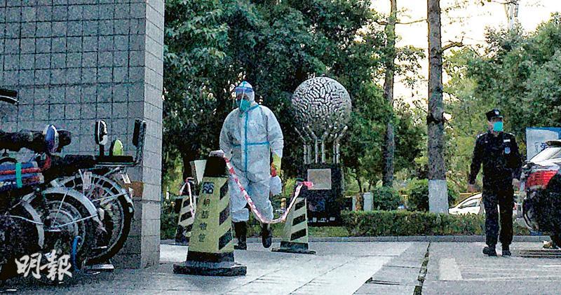 武漢增17確診 部分無接觸海鮮城 深圳現懷疑個案 定點醫院嚴陣戒備