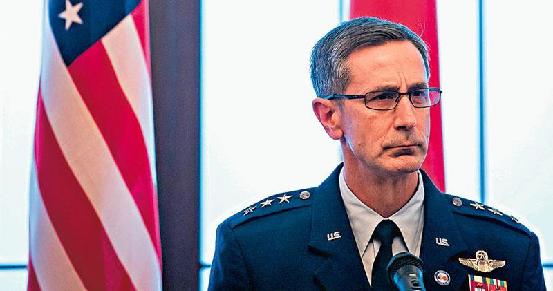 稱中國欲掌控一二島鏈  處心積慮改變兩岸現狀  駐日美軍司令:美日最大挑戰是中國