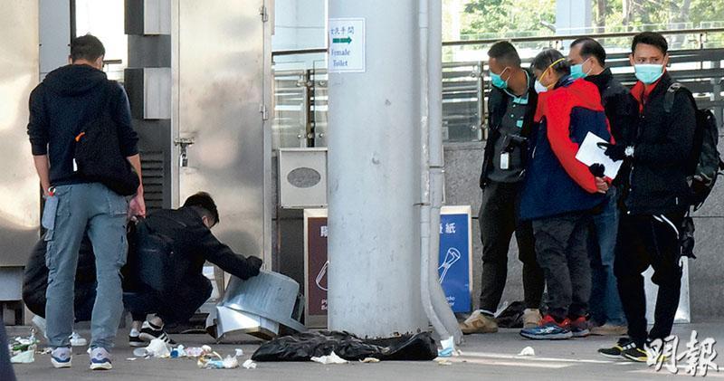 港兩日3宗 深圳灣現炸彈 兩宗Tg頻道認責 一促封關一籲醫護罷工