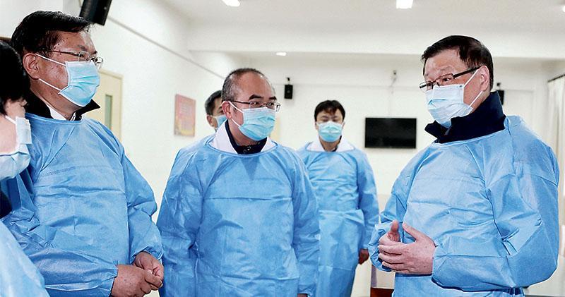 鄂外確診連降12日 「現疫情拐點」  出院確診比接近3:1  衛健委:全國防控效果顯現