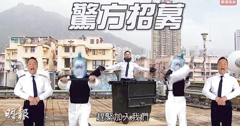 王喜客串《頭條新聞》嘲警抗疫表現 警務處投訴 港台:只反映社會現象