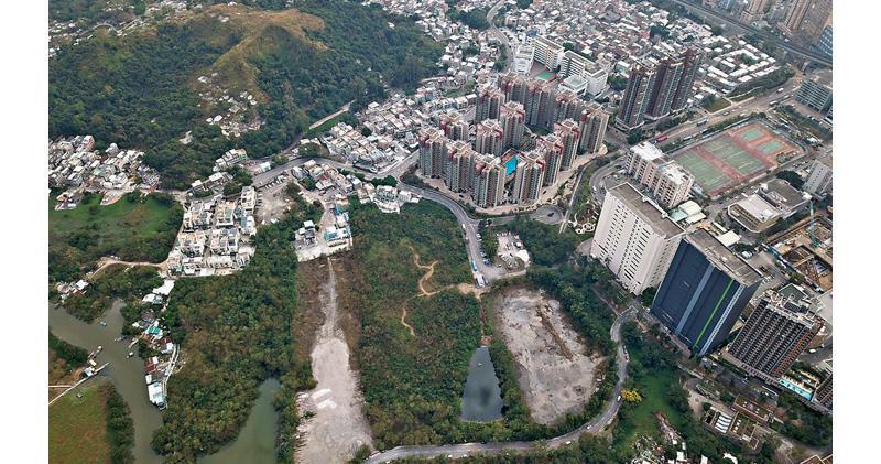 新地過渡房屋地 被財團申建5000伙 申請人為兩家海外註冊公司 新地提反對