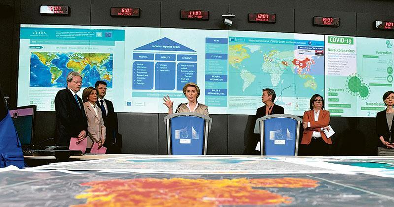 全球逾3000死  歐盟提高風險級別  意德確診急增  法國兩市長中招