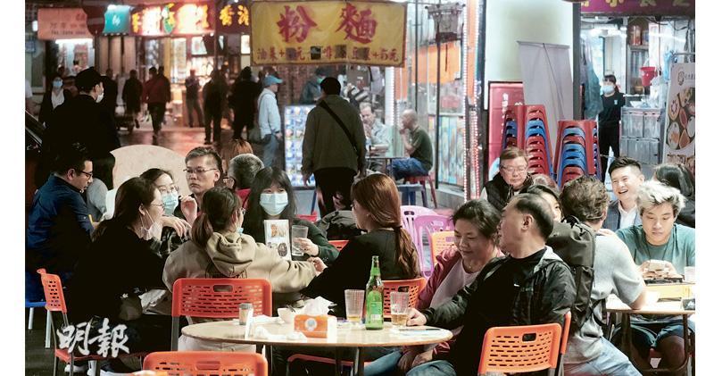 曾赴愉景灣80人婚宴 3人染疫 一日48確診 林正財倡限食肆營業