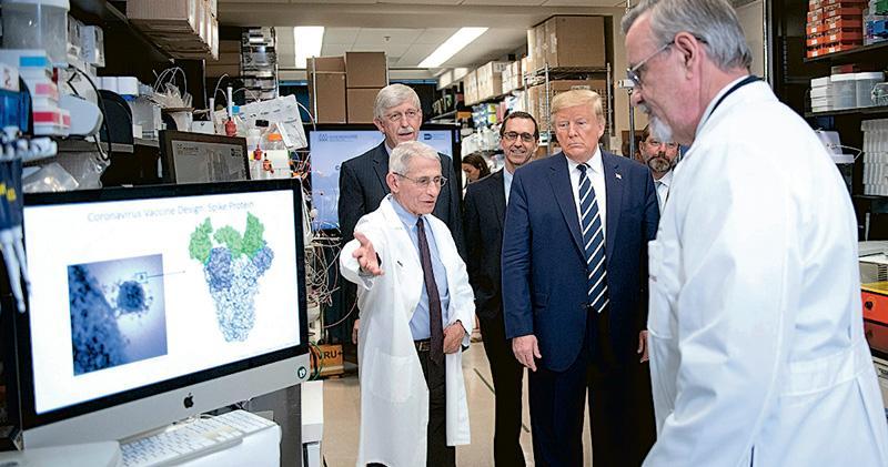 重金搶首發 中美歐掀疫苗競賽 《紐時》:研發成政治磨心 憂礙全球抗疫努力