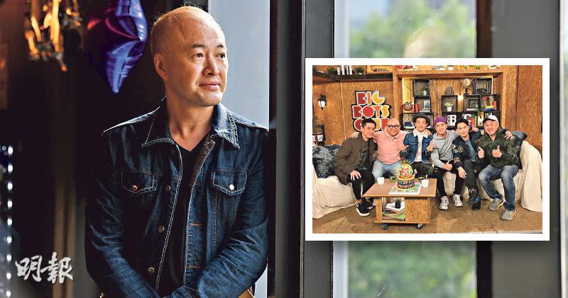被裁在家感觸看最後一集《兄弟幫》 監製謝英偉:大公司總有廢柴