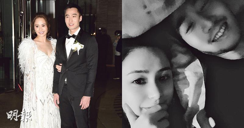 3月收分居協議 賴弘國:難過憤怒 鍾欣潼結束14月婚姻