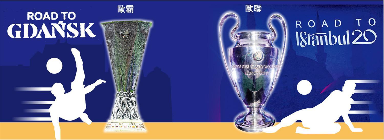 歐聯歐霸擬8月決賽城市重開 完成16強至決賽戰事 儼如「迷你盃賽」