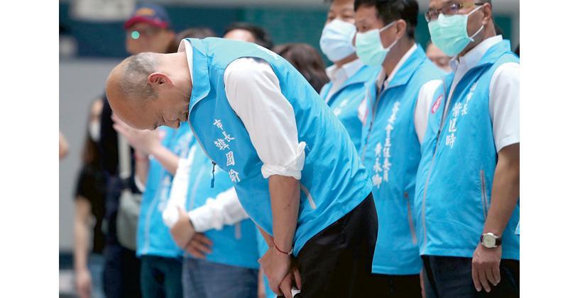 韓國瑜遭96%票罷免 台市長首人 韓:沒獲公平評價 罷免發起人:留民主印記