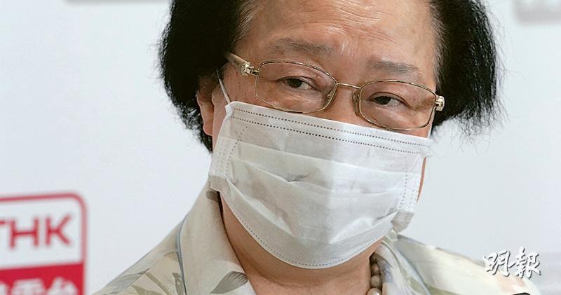 譚惠珠:法工委已在港蒐意見 稱「可接觸的人都有接觸」 張達明批黑箱立法
