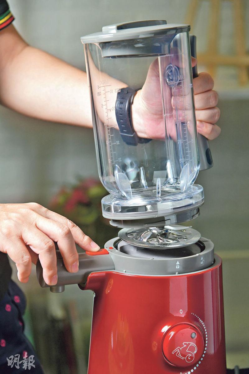 【留家抗疫】自家製無添加新鮮蔬果汁 低速攪拌自動去核即榨即飲