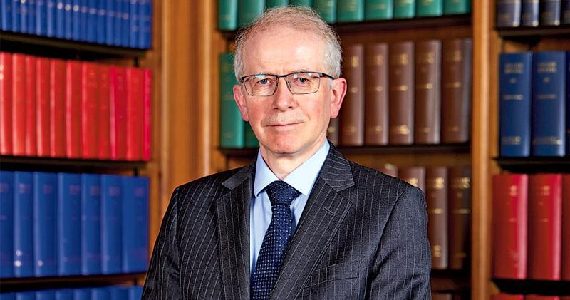 英最高法院:是否派法官 視乎港法治 韋彥德兼任終院非常任法官 關注港區國安法實施