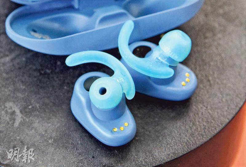 【防水耳機】水洗防塵加強穩固度 日系運動耳機低音強勁