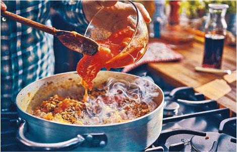 番茄,醬汁,天然食材