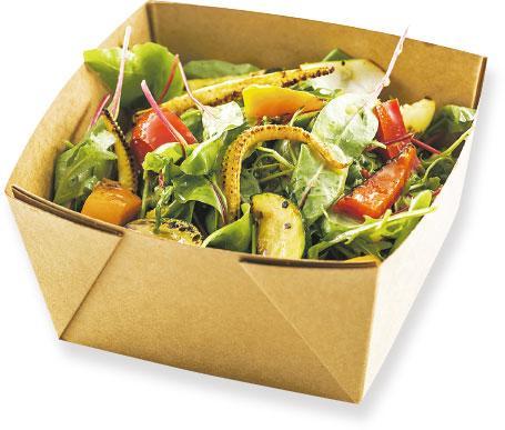 外賣,沙律,蔬菜