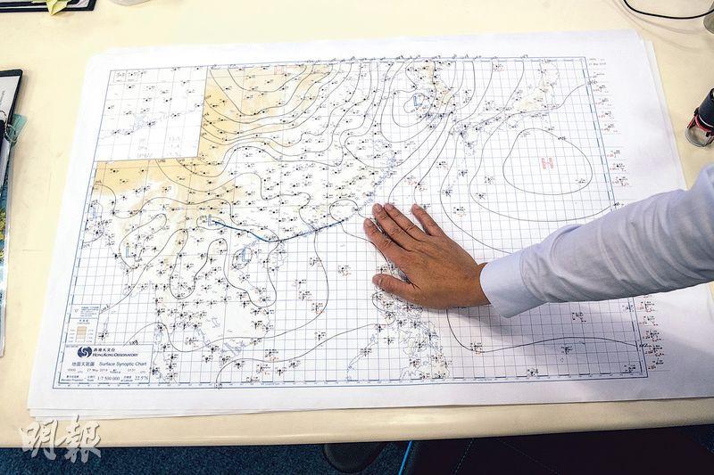 【天氣報告】站在前線:天文台百年追風 從人手到電腦