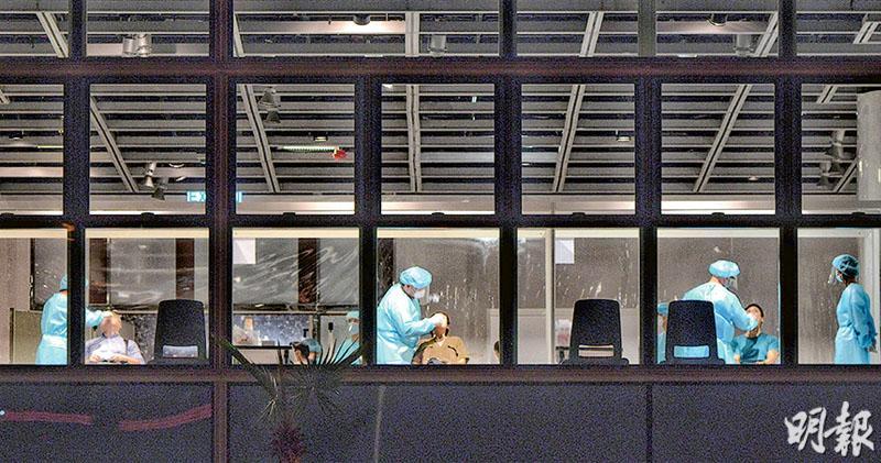 【新冠肺炎】全民檢測|港大醫學院:本港第一、二波患者35%衍生第二代 推算全港700萬人驗 可揭具傳染性400人