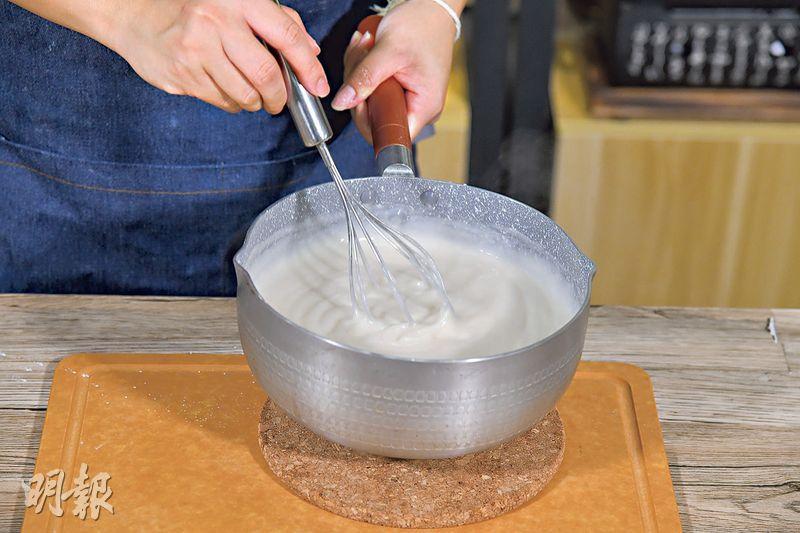 生粉是什麼 粟粉 x 木薯粉 x 馬鈴薯粉 同粉不同效 最佳口感要識揀