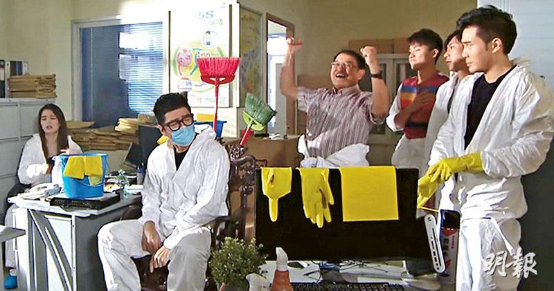 《開心速遞》現「五一」黃手套惹熱議 無綫徹查緝兇:不會容忍