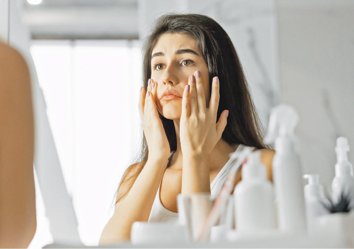 忙碌工作 皮膚吃不消 為面部肌膚解疲勞