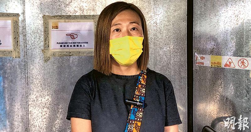 陳虹秀暴動罪表證不成立 反修例首宗 聞判落淚不慶祝:其餘7個仲喺犯人欄