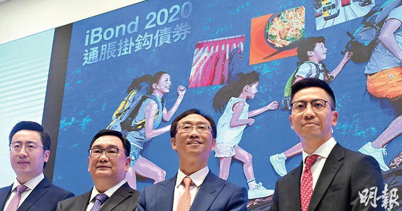 新iBond加碼至最多發行150億  本月23日起認購  分析:回報難高於2厘