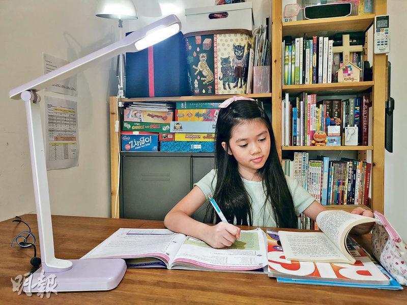 三成學童半年近視加深100度 長時間望屏幕?少戶外活動?專家教你護目5 招